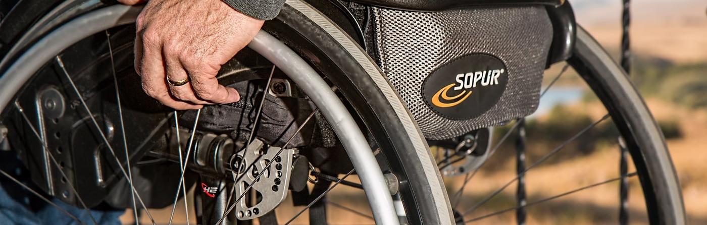 Urlaub mit Rollstuhlfahrern?