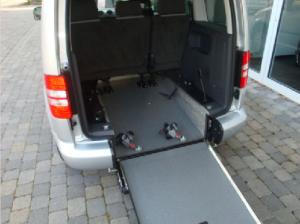 Rollstuhl-Caddy mieten in Braunschweig