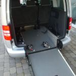 Rollstuhl-Caddy